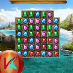 Match The Jelly Adventure Puzzle