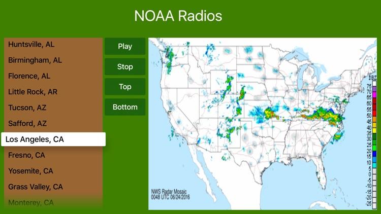 Instant NOAA Radios Pro