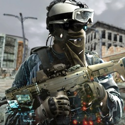 City Frontline Commando War