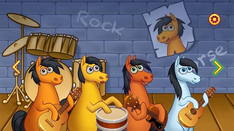 Singing Horses - Jazz Show