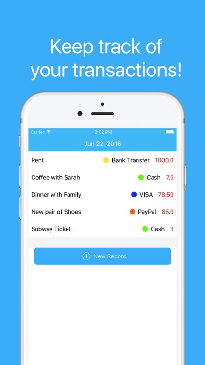 Penny Meter - Money Saving & Budget Expense Tracker