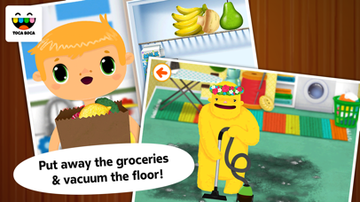 download Toca House apps 3