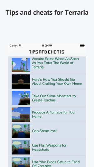 Free Guide for Terraria - Tips and cheats for Terraria en