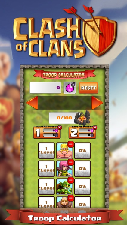 Guide and Tools for Clash Of Clans screenshot-4