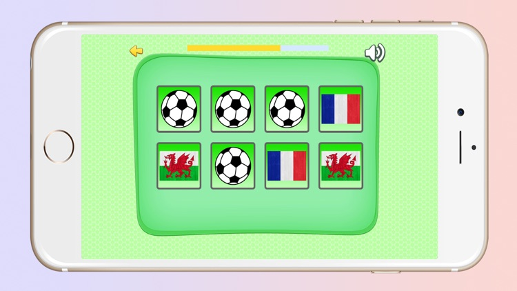Flag Puzzle Matching Card World Game For Free 2016 screenshot-4
