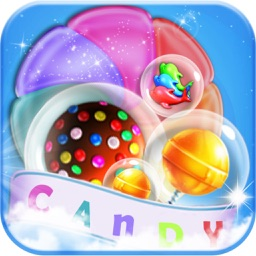 Poping Sweet Candy: Splash Game