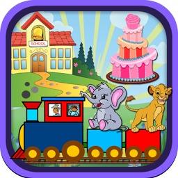 Preschool Phonics Train