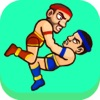 Wrestle Jump Game