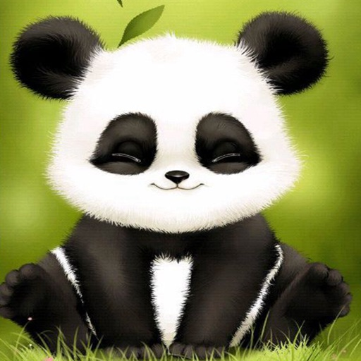 Panda Wallpapers HD: Quotes Backgrounds With Art Pictures