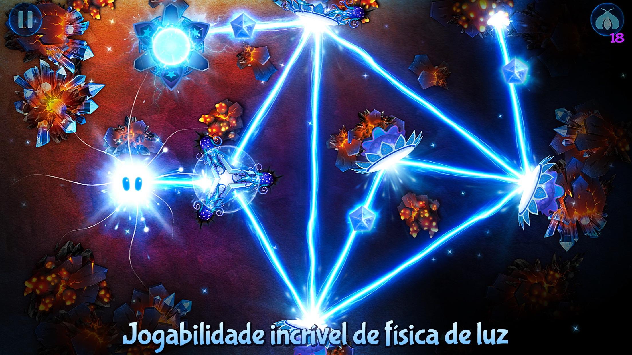 Screenshot do app God of Light