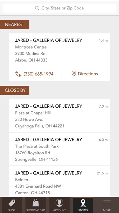 Jared The Galleria Of Jewelry by Sterling Jewelers Inc