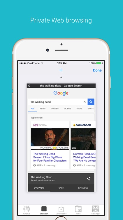 AirBlue Sharing 10 screenshot-4