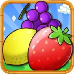 Fruit Heros Mania: Adventure Match3