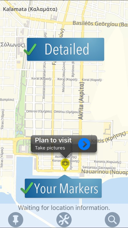 Peloponnese Travelmapp screenshot-1