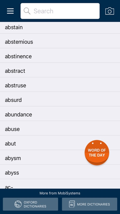 The Concise Oxford Dictionary of English Etymology screenshot-4