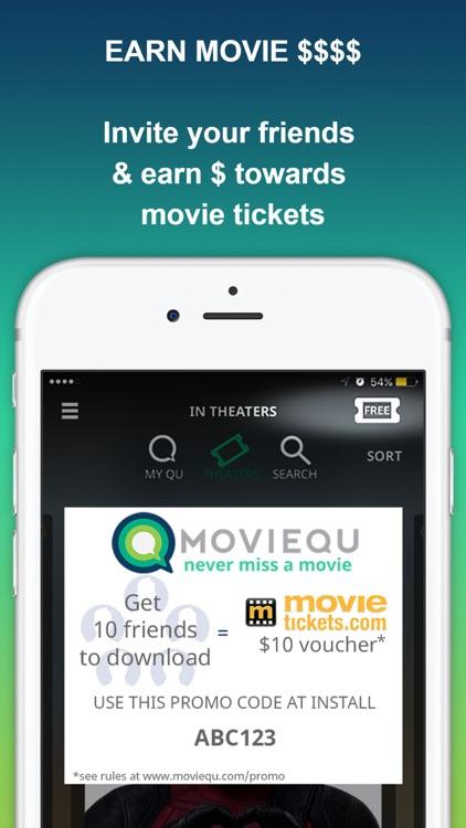 movieQU: Save Upcoming Movies screenshot-4