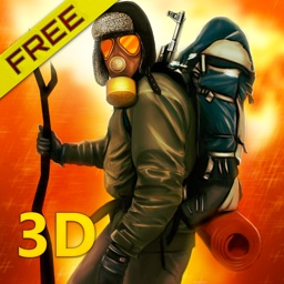 Nuclear Wasteland Survival Simulator 3D