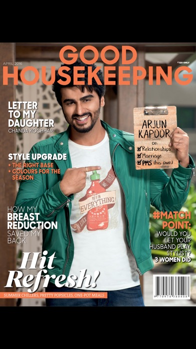 Good Housekeeping India Screenshot