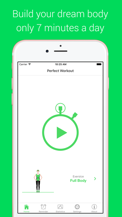 7 Minutes Workout - Your Daily Personal Fitness Trainerのおすすめ画像2