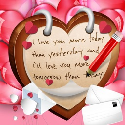 Love Greeting Card Maker – Create Sweet Custom Ecards And Send Romantic Photo Cards