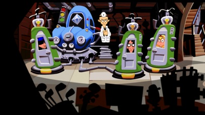 Screenshot for Day of the Tentacle Remastered in Sri Lanka App Store