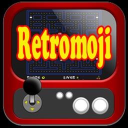 Retromoji - Classic Favorites Collection of 80's Emojis