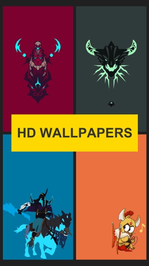 Hd Wallpapers Dota 2 Edition On The App Store