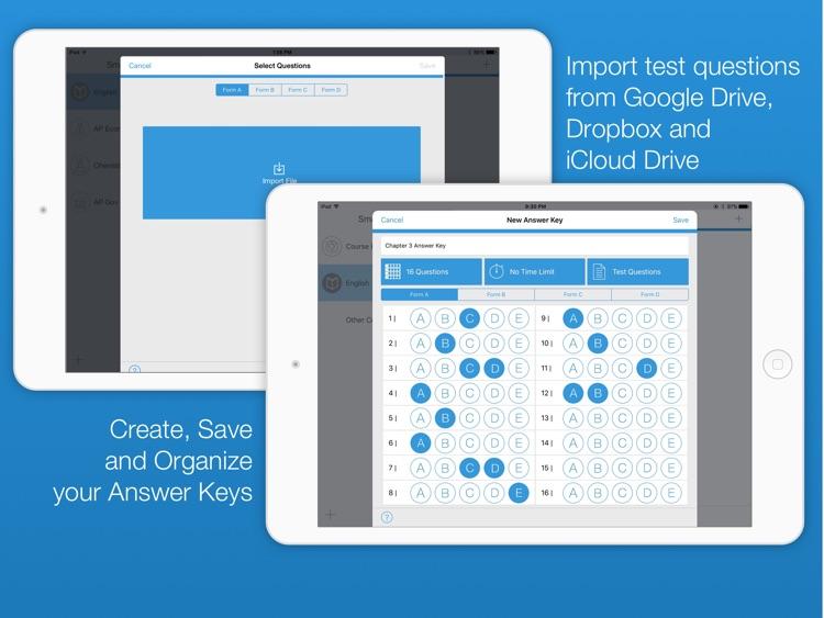 SmartTest Pro Teacher Edition screenshot-3