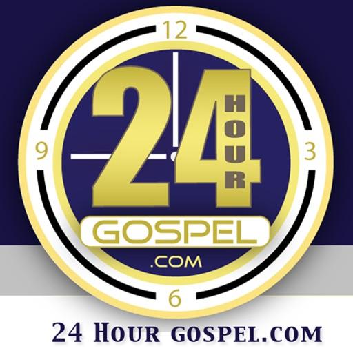 24 Hour Gospel.com iOS App