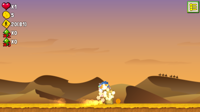 Infinitely Easy runner screenshot two