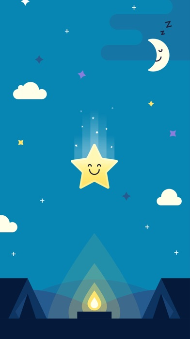 Mindful Minutes - Relaxing Meditations for Kids screenshot two
