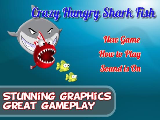 Splashy Hungry Piranha Fish-ipad-1