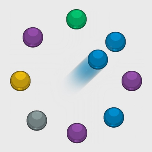 Color Swipe - Shoot 'Em All! - Addictive, simple and fun free puzzle game