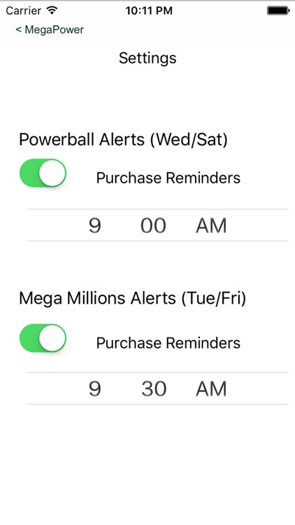 MegaPower Simple screenshot-4
