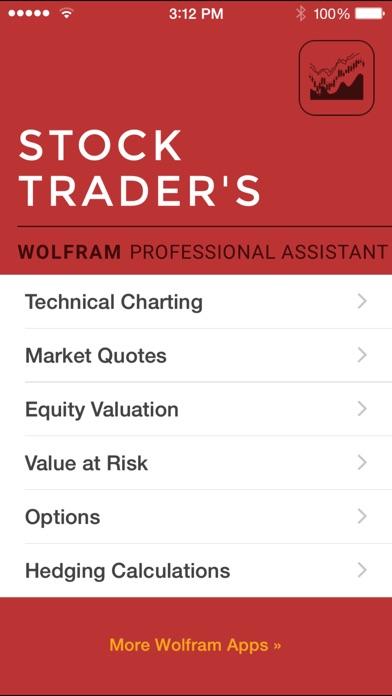 Wolfram Stock Trader'...