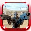 Real Trigger FPS Weapons Shooting Test : Desert Range Mission Game