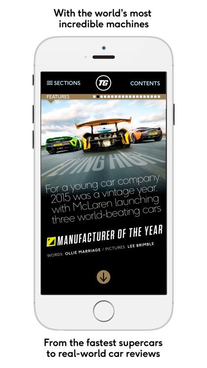 Top Gear Magazine – latest car news and reviews screenshot-3