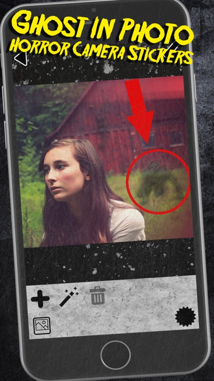 Ghost in Photo Effects – Horror Camera Stickers and The Best