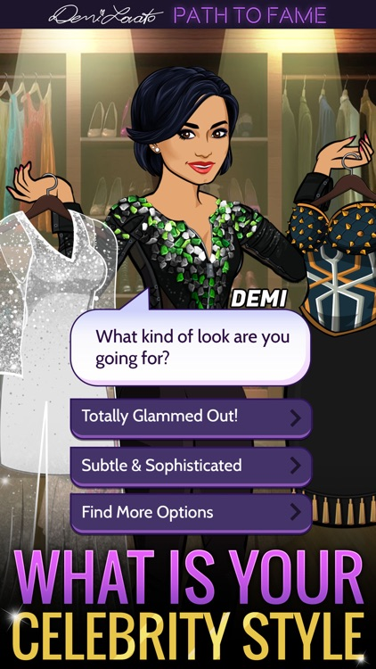 Demi Lovato: Path to Fame screenshot-3
