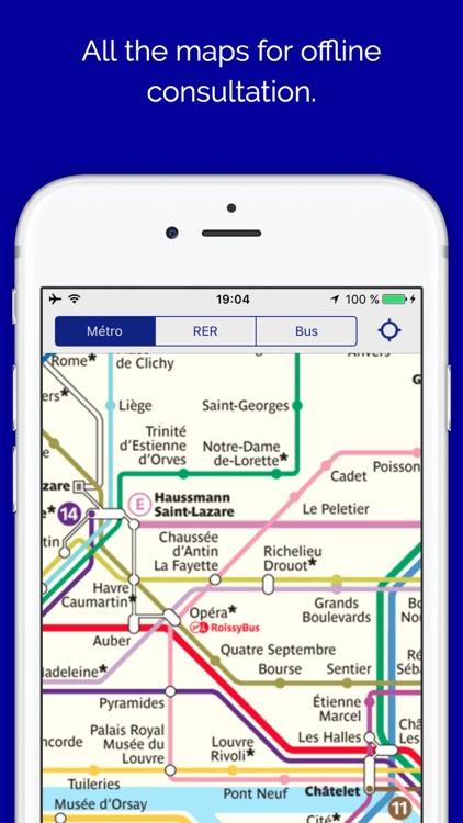 Visit Paris Guide Pro - transport, hotel, deals screenshot-3