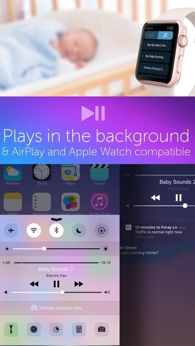 download Ruidos Blancos - Sonidos para el relax del bebe y ayuda para dormir bebes apps 4