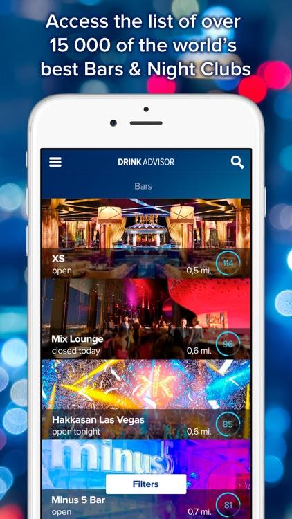 DrinkAdvisor - World's Best Bars, Night Clubs & Restaurants Guide