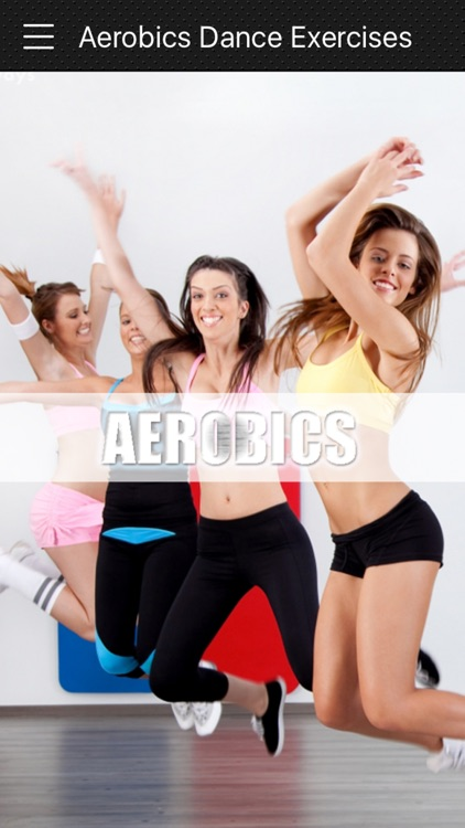 Aerobic Dance Exercises screenshot-0