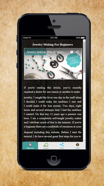 How to Make Jewelry - Tips for Beginners