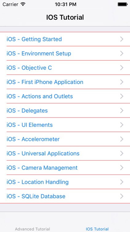 Tutorial for iPhone SDK