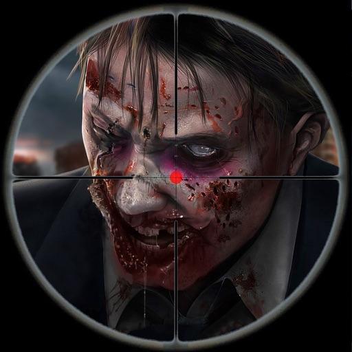 Elite Sniper City Defender Zombies Invasion