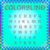 扫描眼睛色盲