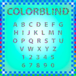 Scan Eyes For Colorblind