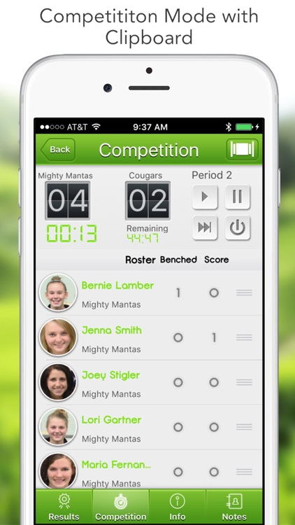 iGrade for Swimming Coach screenshot-3