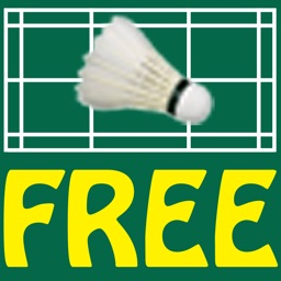 Badminton strategy board Free edition